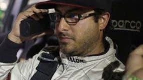 Michael Essa, campeón de drift.