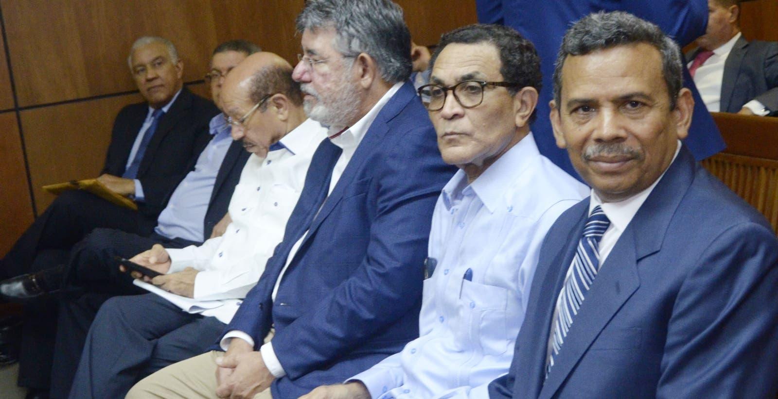 Juez Ortega impone coerción a implicados en el caso Odebrecht