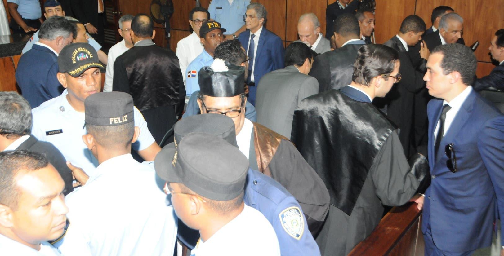 Director de Nuevo Modelo Penitenciario niega imputados caso Odebrecht tendrán privilegios