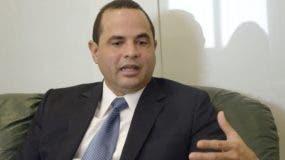 Manuel Crespo, aspirante presidencial  del PLD.