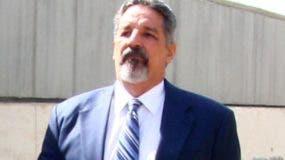 Leoncio Almánzar, exdirector de Corde.Archivo