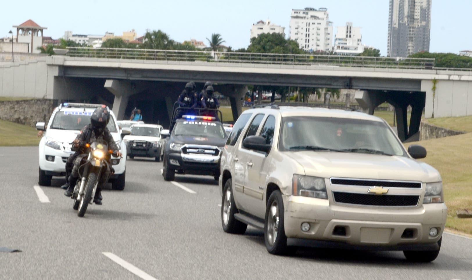 El empresario Ángel Rondón fue trasladado al penal de San Cristóbal en medio de estrictas medidas de seguridad.