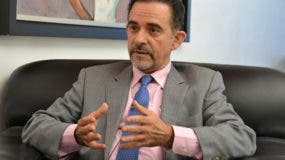 Carlos Salcedo. Archivo