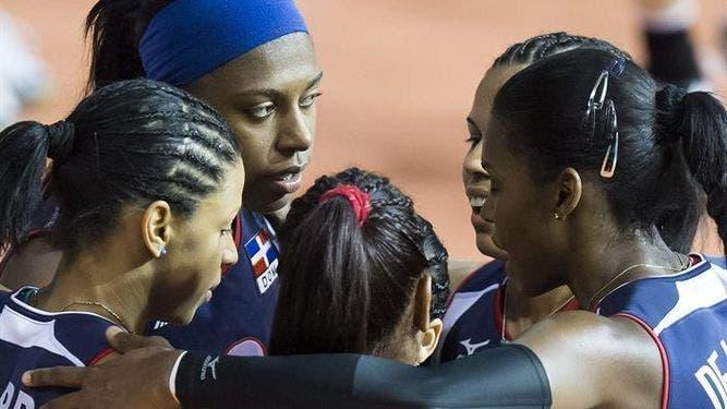 Dominicana lidera Grupo B de Copa Panamericana al ganar a Canadá por 3-0