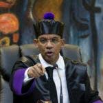 Francisco Ortega Polanco, juez de la instrucción especial de la Suprema Corte de Justicia.