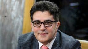 Julio Cury, abogado.