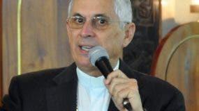 José Grullón Estrella, obispo de San Juan de la Maguana..