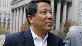 Ng Lap Seng está acusado de haber pagado cientos de miles de dólares a, entre otros, un expresidente de la Asamblea General de Naciones Unidas para promover la construcción de un centro de conferencias en Macao. Fuente externa.