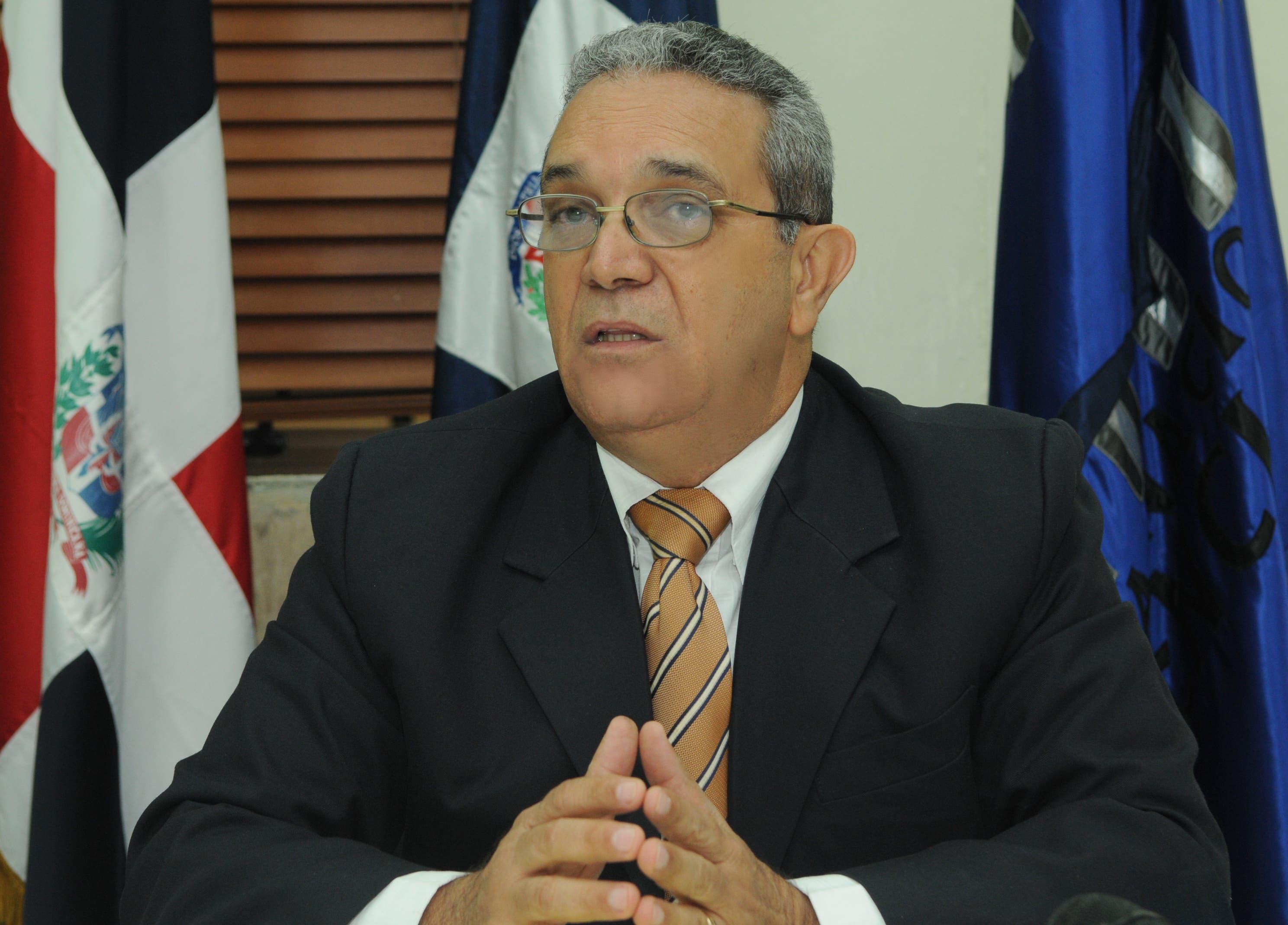 Ysmael Paniagua, director del Nuevo Modelo de Gestión Penitenciaria