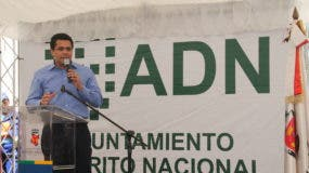 El alcalde David Collado dijo que el ayuntamiento ha establecido mecanismos de pago a  través de todas las vías físicas y digitales.