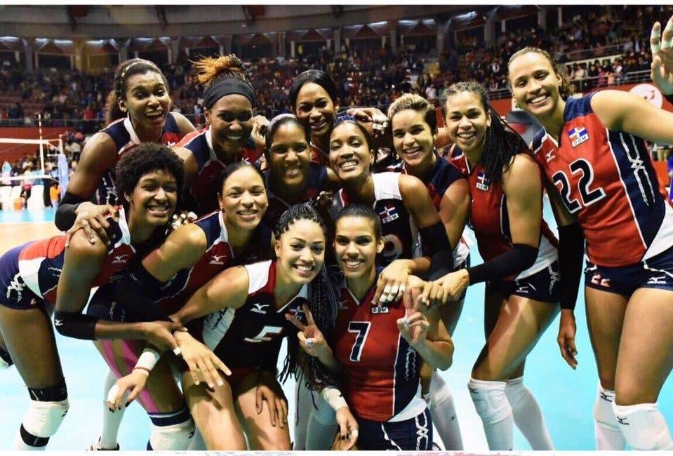 Las Reinas del Caribe.