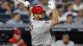 Albert Pujols AFP/archivo.