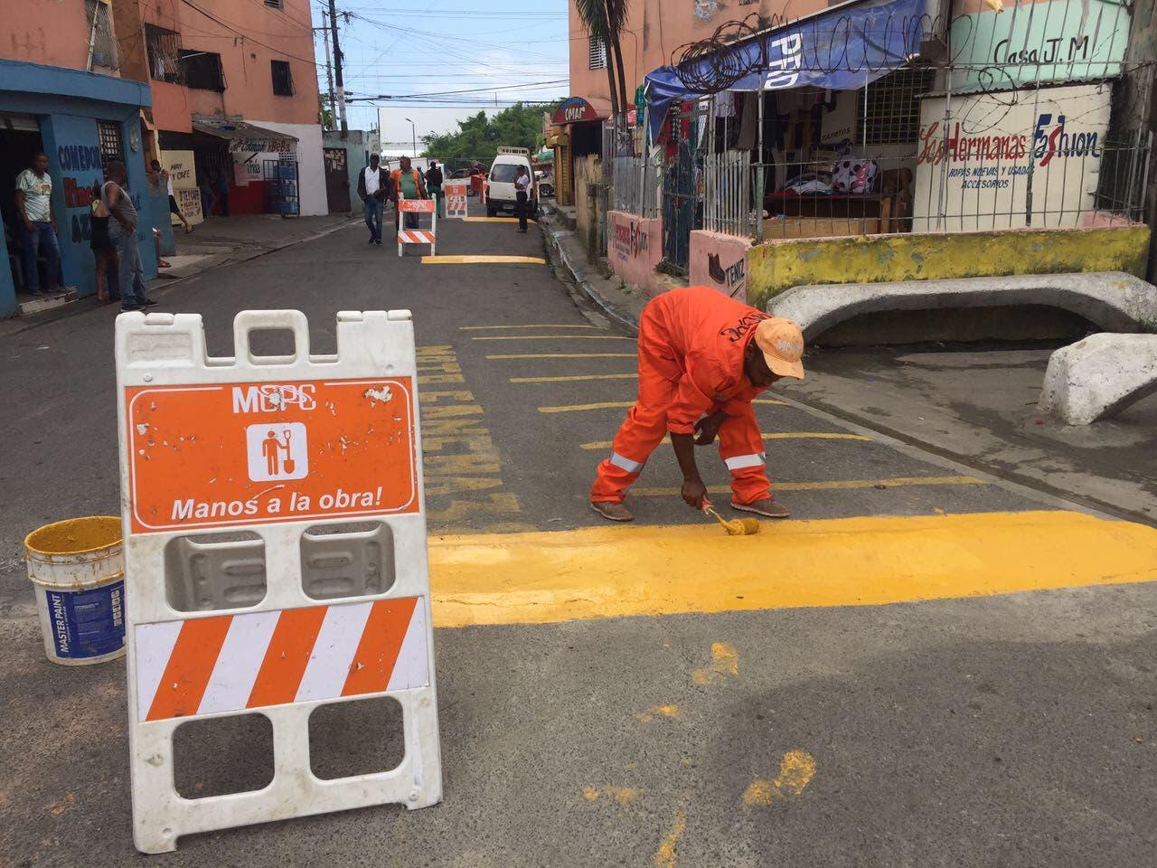 Obras Públicas interviene Las Cañitas