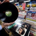 JAPAN-ENTERTAINMENT-VINYL-MUSIC-SONY