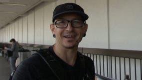 Chester Bennington, vocalista de la banda Linkin Park