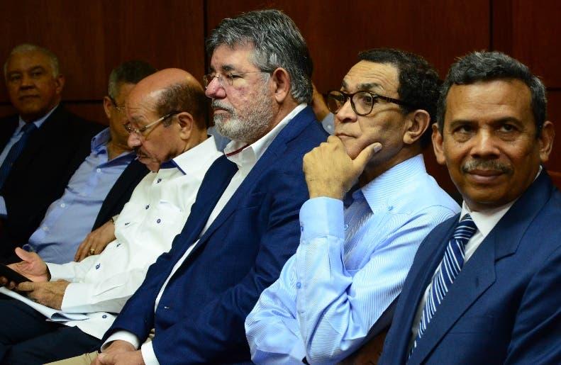 Ocho de los 14 imputados cumplen prisión preventiva.