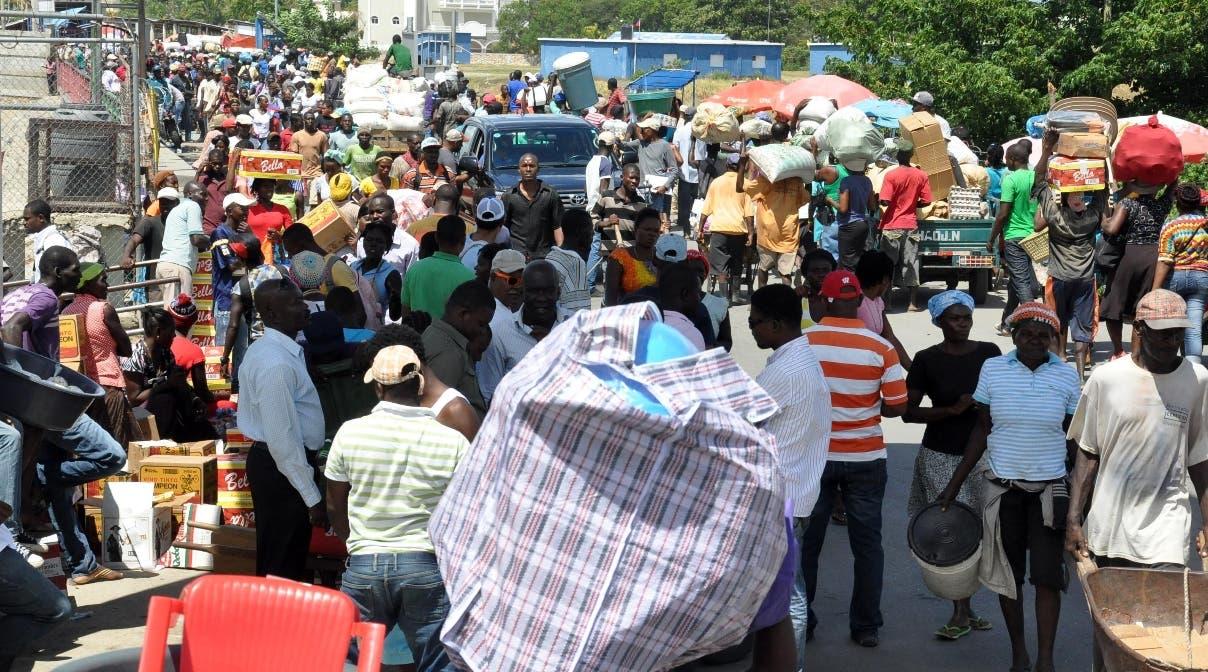 La presencia masiva de los indocumentados ha comenzado a preocupar a diferentes sectores.
