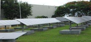 Proyecto de energía renovable en las instalaciones del Instituto Tecnológico.