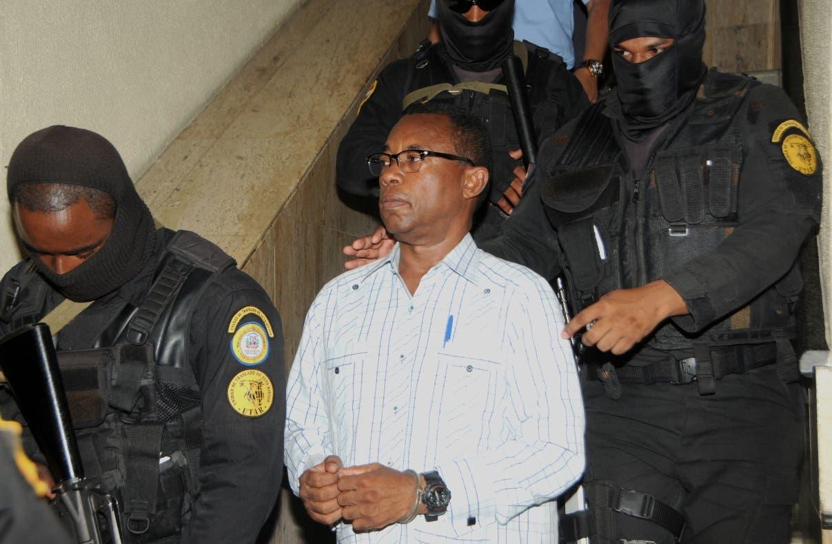 Blas Peralta deberá cumplir la condena de 30 años en la correcional de La Romana.