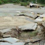 La caída del puente afecta miles de personas  y  deja grandes pérdidas a productores agropecuarios.