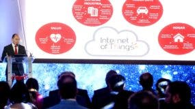 El anuncio sobre la nueva tecnología fue hecho por ejecutivos de la empresa Claro.