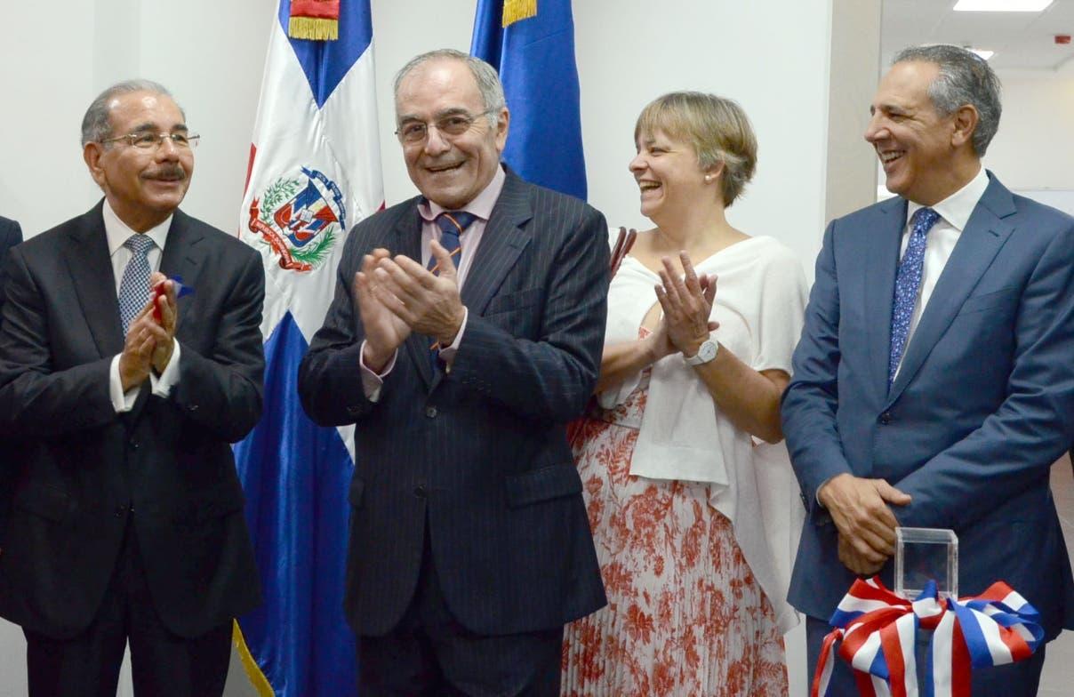 La Unión Europea inaugura nuevas oficinas en Santo Domingo