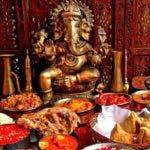 Las verduras y las especias marcan la ruta del sabor y variedad de la cocina india.
