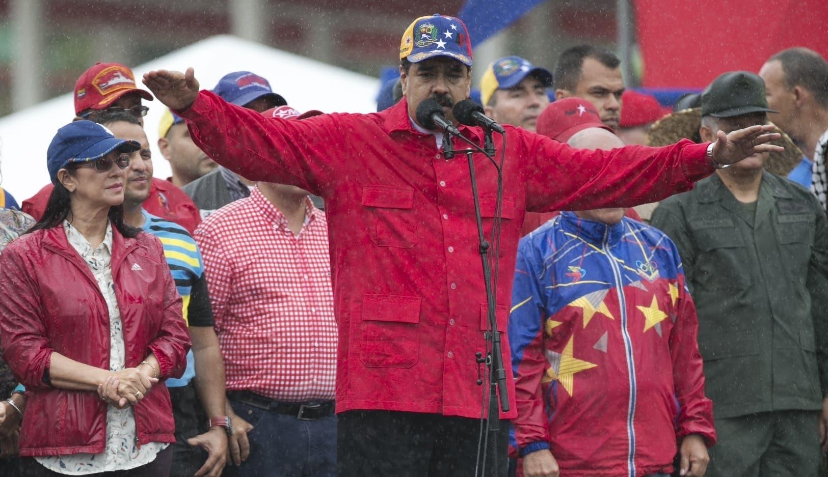 Maduro mantiene el voto constituyente