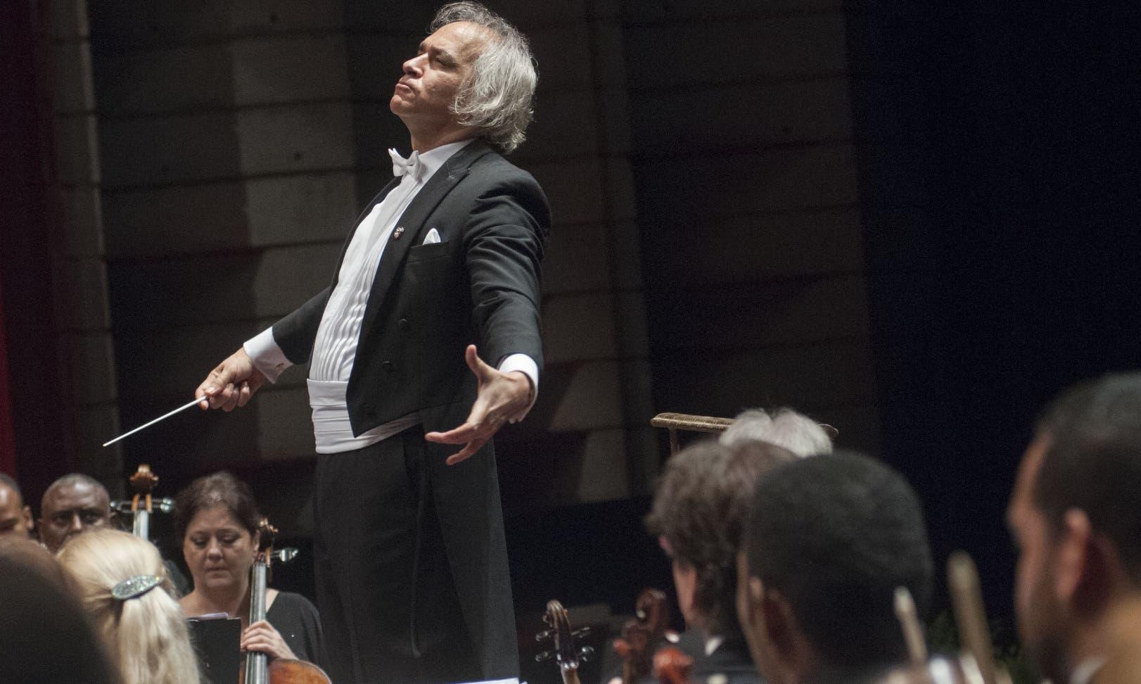 Temporada Sinfónica, con música de grandes maestros