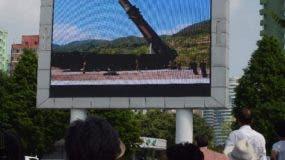 Pyongyang cataloga  de poderoso su    misil intercontinental.