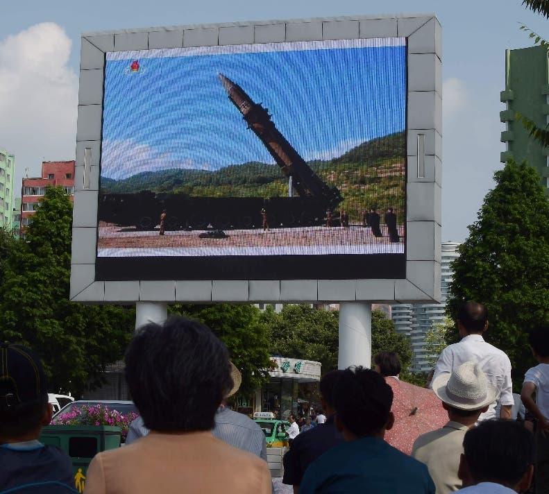 Corea del Norte lanza misil que podría llegar a EE. UU.