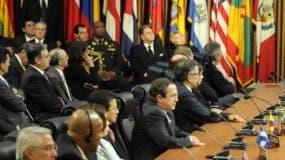 El pleno de la OEA falló en lograr consenso contra Venezuela.