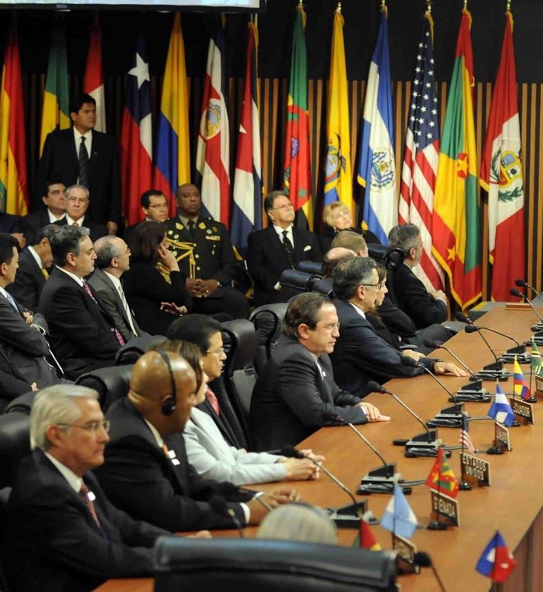 OEA no logra acuerdo en torno Venezuela