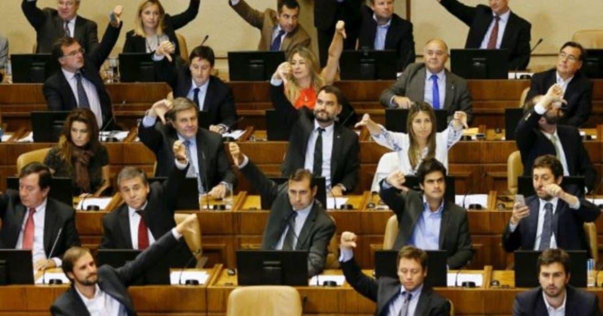 Cámara de Diputados rechaza despenalización del aborto — Chile