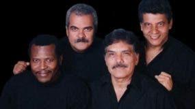 Integrantes del grupo venezolano Los Guaraguao.