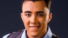 Danaes, cantante de salsa.