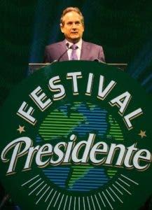 Franklin León, presidente de la Cervecería Nacional Dominicana.