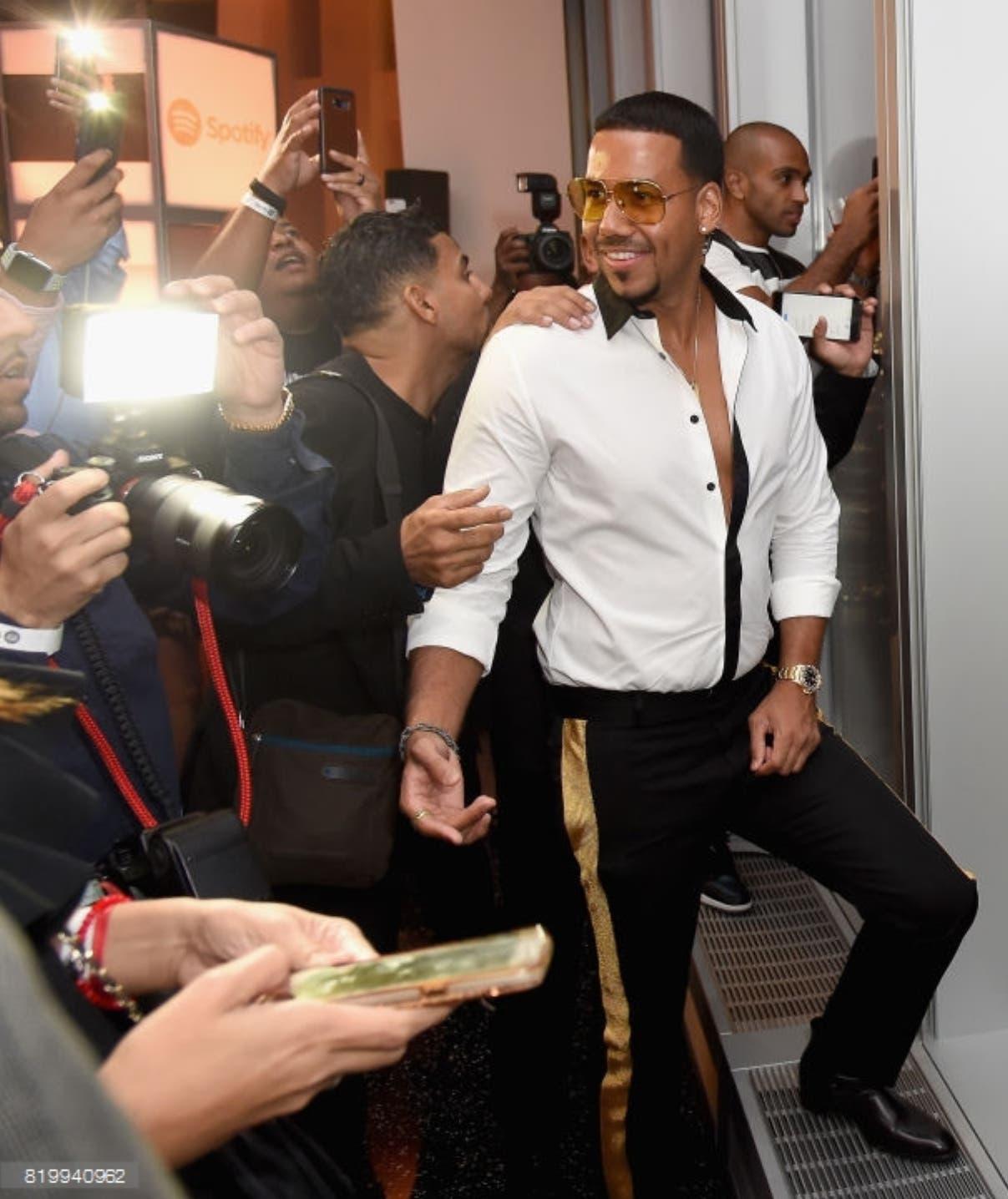 "Romeo atrae a sus fans con ""Golden"""