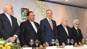 El funcionario especificó que la disposición fue autorizada por el presidente Danilo Medina.