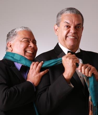 "Danny Rivera y ""Boruga"""
