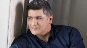 El merenguero Eddy Herrera.  FUENTE EXTERNA