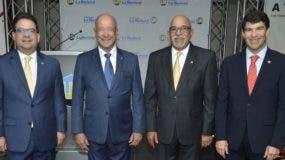 Gustavo Zuluaga Alam, Freddy Reyes, Francisco Melo Chalas y César Páez.