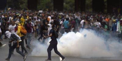 Venezuela vive desde hace casi tres meses y medio protestas opositoras contra el gobierno.