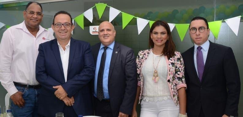 Teofilo Rodríguez, Ricardo Guevara, Delfín Santana, Yoemy Estévez y Jorge Arbaje.
