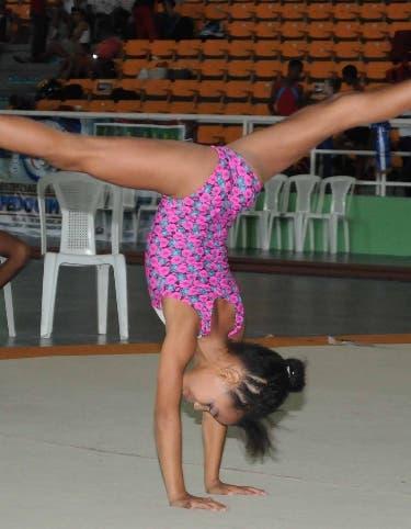 Atleta en competición.