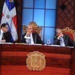 El Consejo Nacional de la Magistratura fue convocado por el  presidente Danilo Medina   por primera vez para el pasado 15 de mayo.