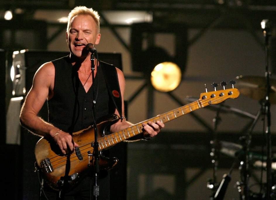 "Sting dona Premio Polar, ""Nobel"" de la música, a organización de refugiados"