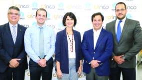 José Sanoja, Juan Pimentel, Mercedes Ramos, Daniel Gutiérrez y Ángel Gil.