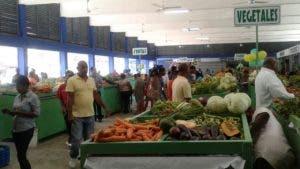 El mercado ofrece a la ciudadanía productos en óptimas condiciones de higiene y calidad.
