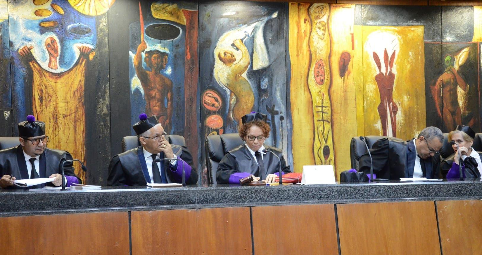 La Sala Penal de la Suprema Corte de Justicia varió las medidas de coerción a siete de los diez imputados por sobornos de Odebrecht.